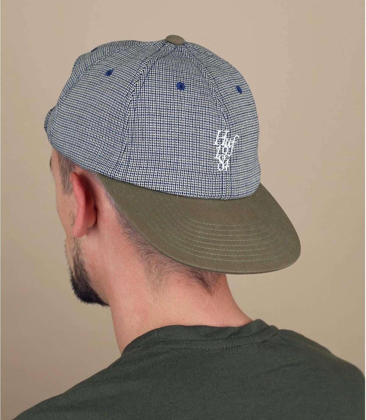 Huf houndstooth cap