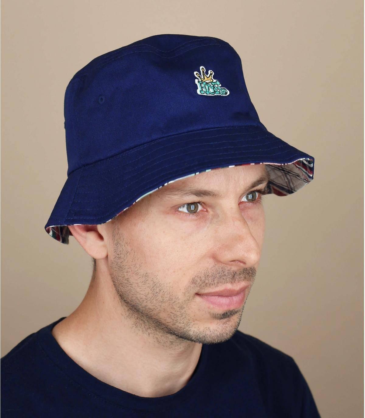 Reversible bucket hat Huf