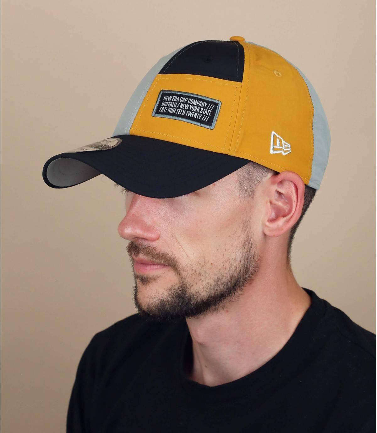 New Era multicoloured cap