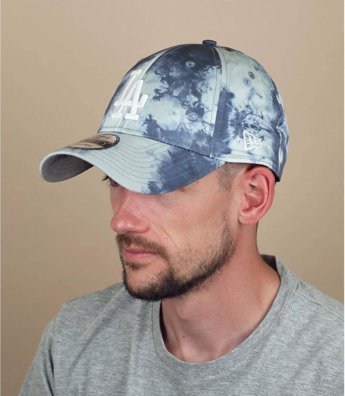 Tie dye LA cap