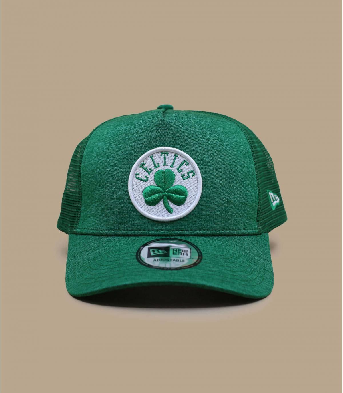 Détails Trucker Shadown Tech Celtics - image 2