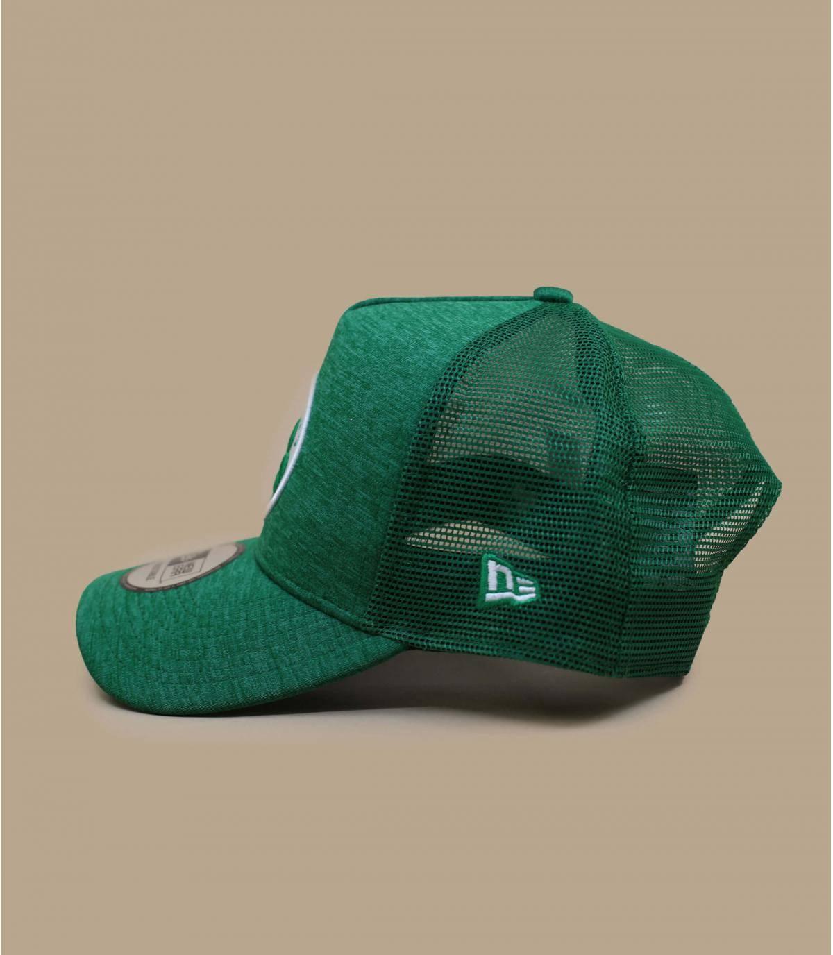 Détails Trucker Shadown Tech Celtics - image 3