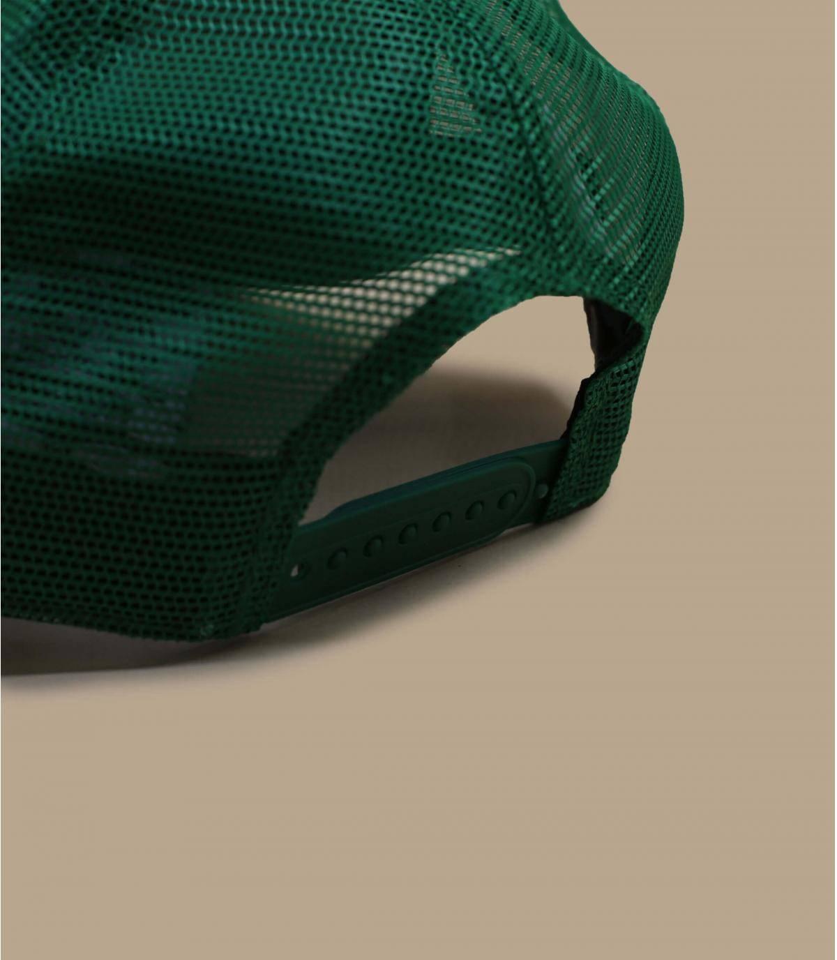 Détails Trucker Shadown Tech Celtics - image 4