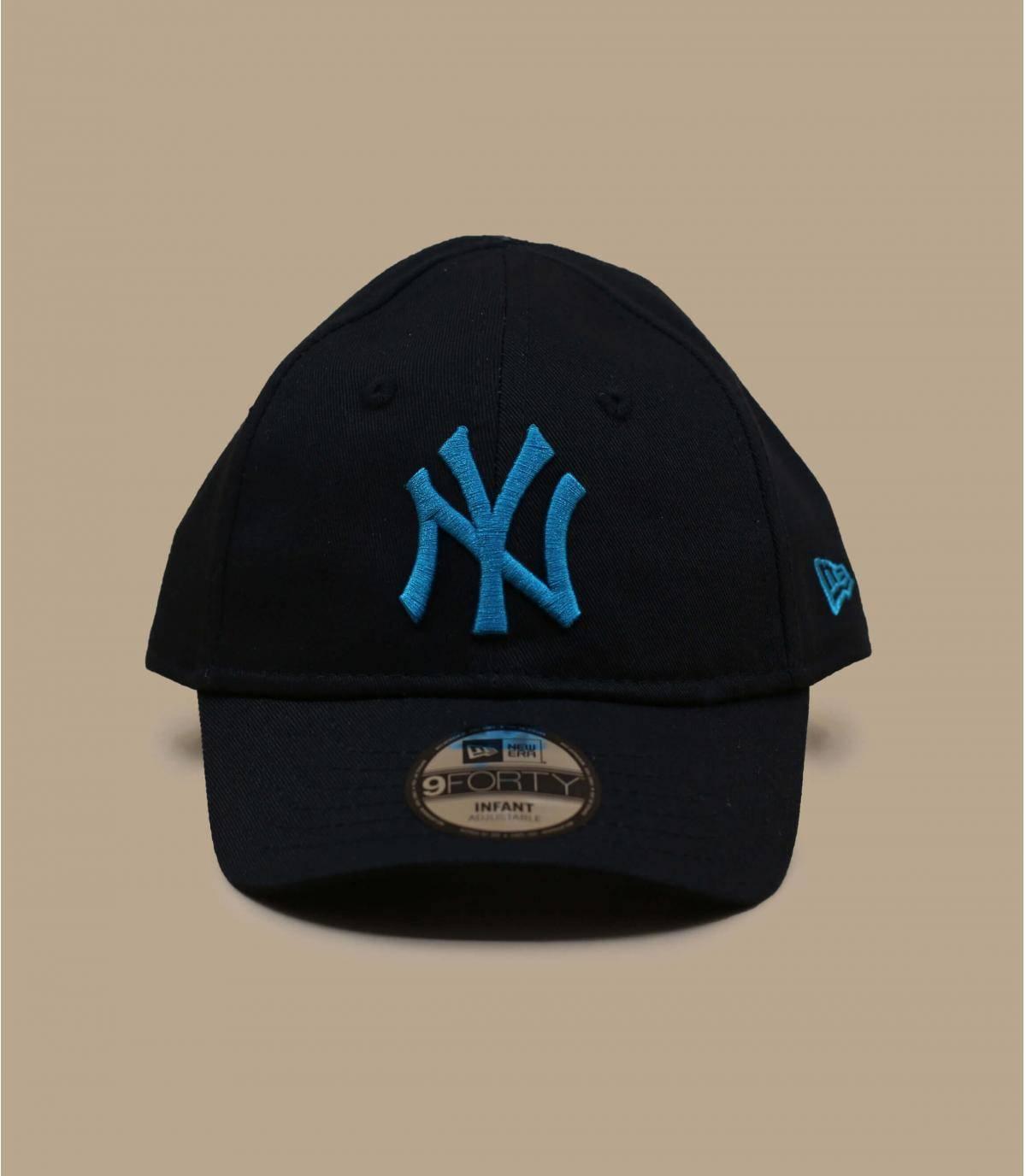 black baby NY cap
