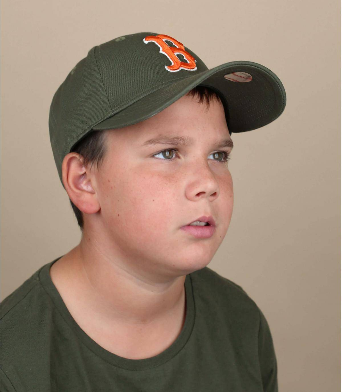 green child cap B