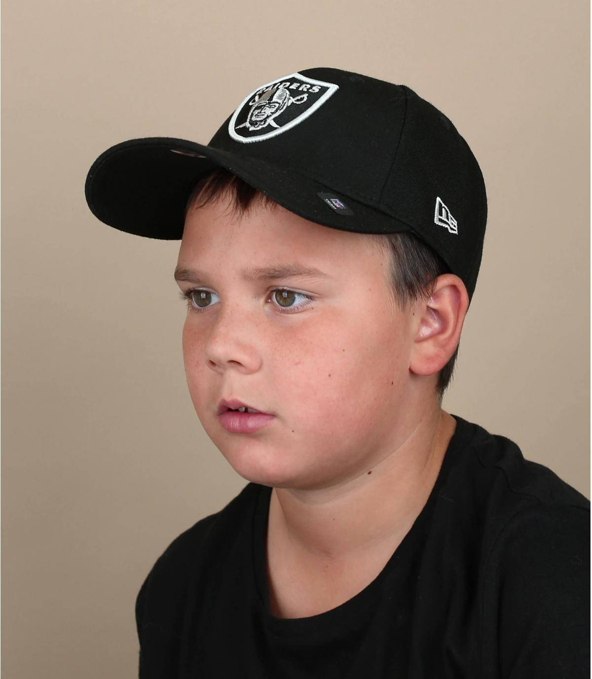 kids Raiders cap