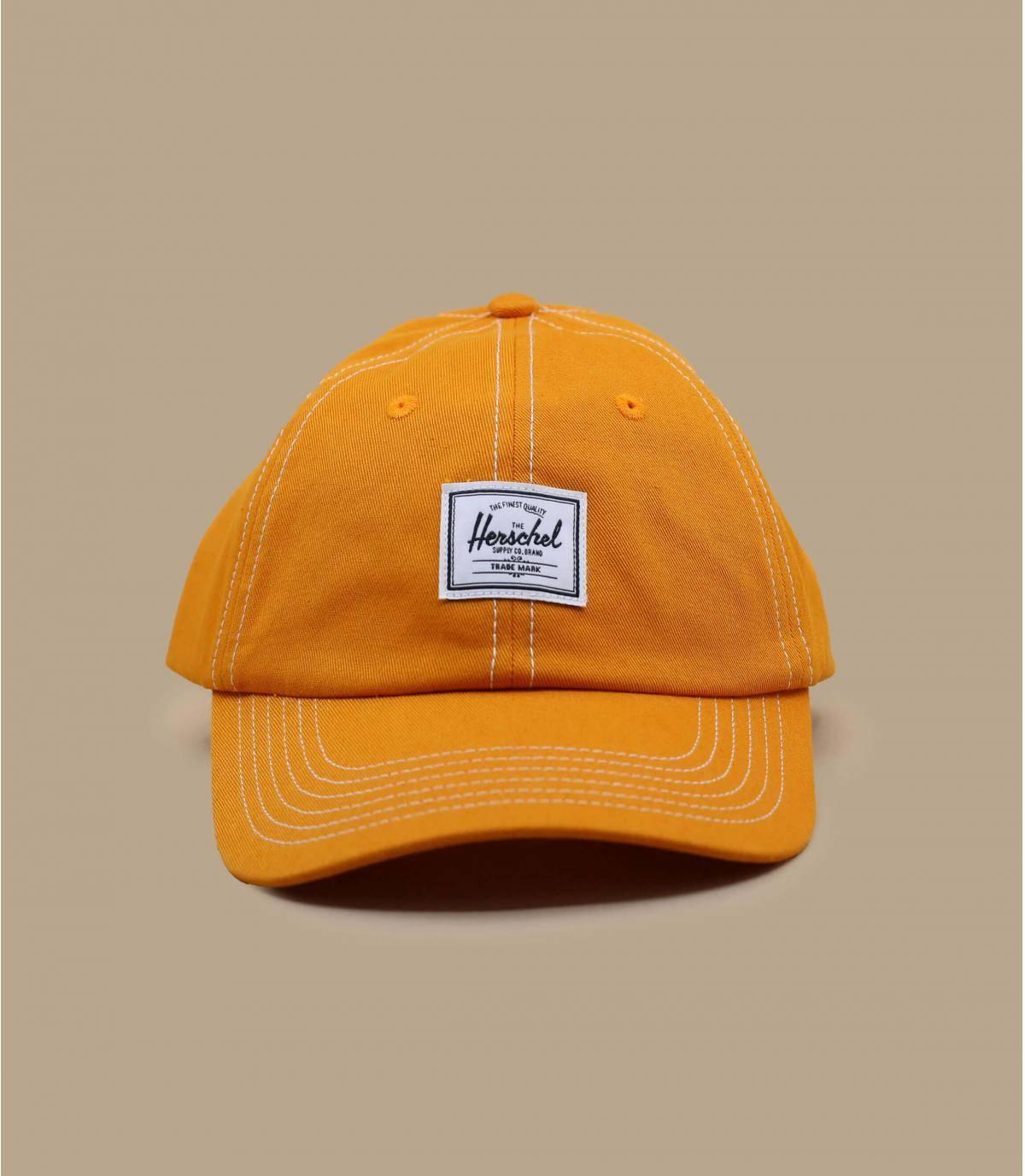 Yellow Herschel cap