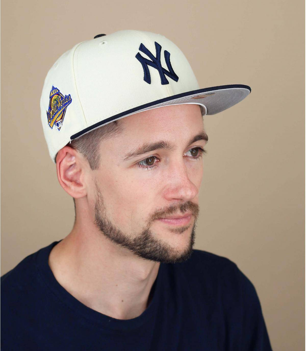 MLB World series NY cap
