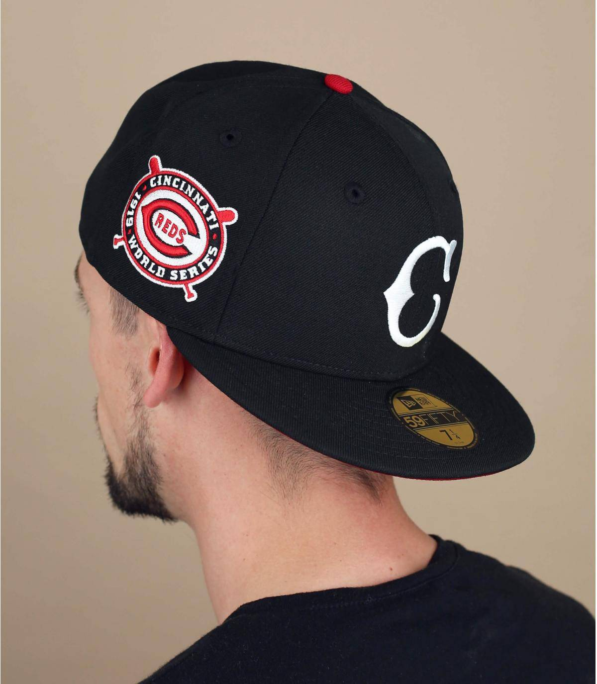Cincinnati Reds cap