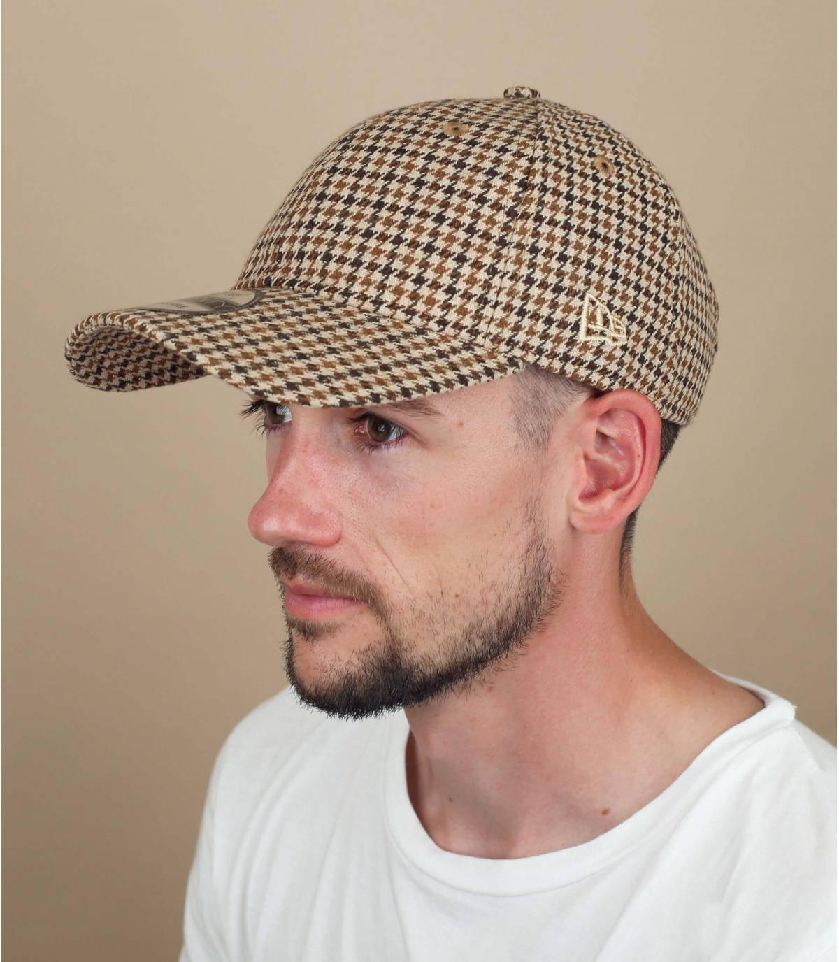 New Eraplaid cap