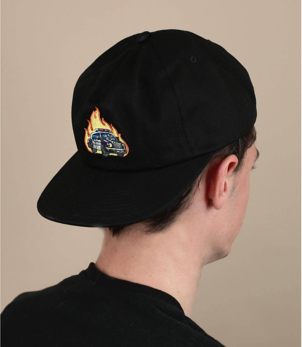 Huf police cap