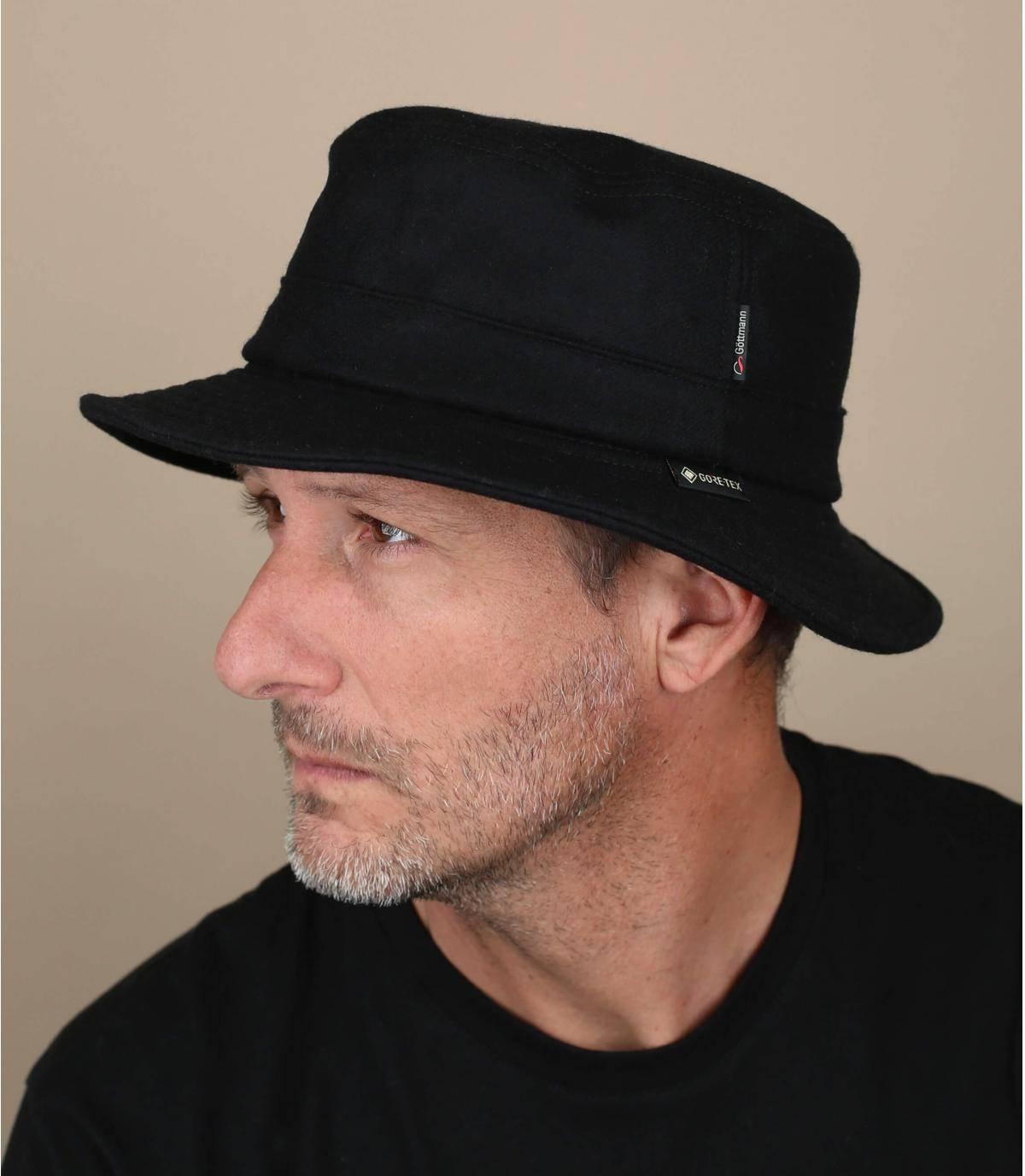 Gore-Tex wool cap