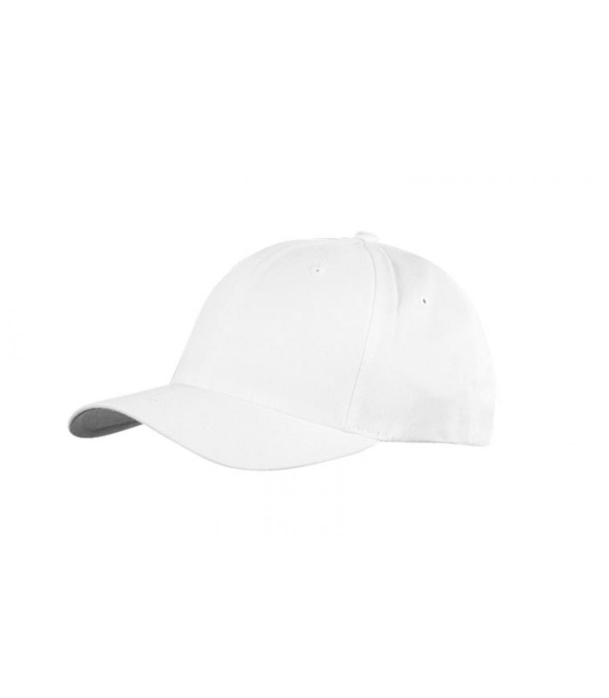 Détails Flexfit cap white - image 2