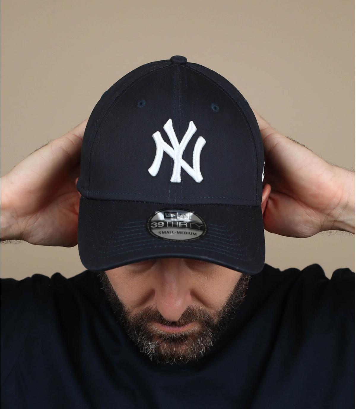 ny 39thirty curved cap