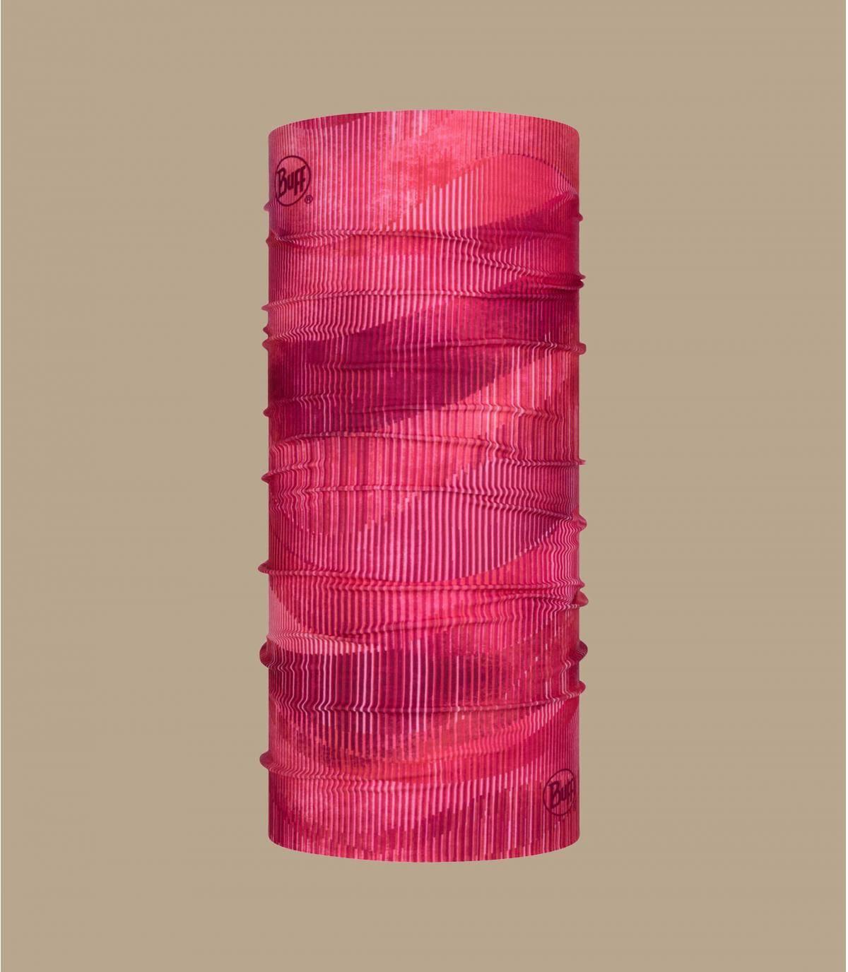 pink neck warmer