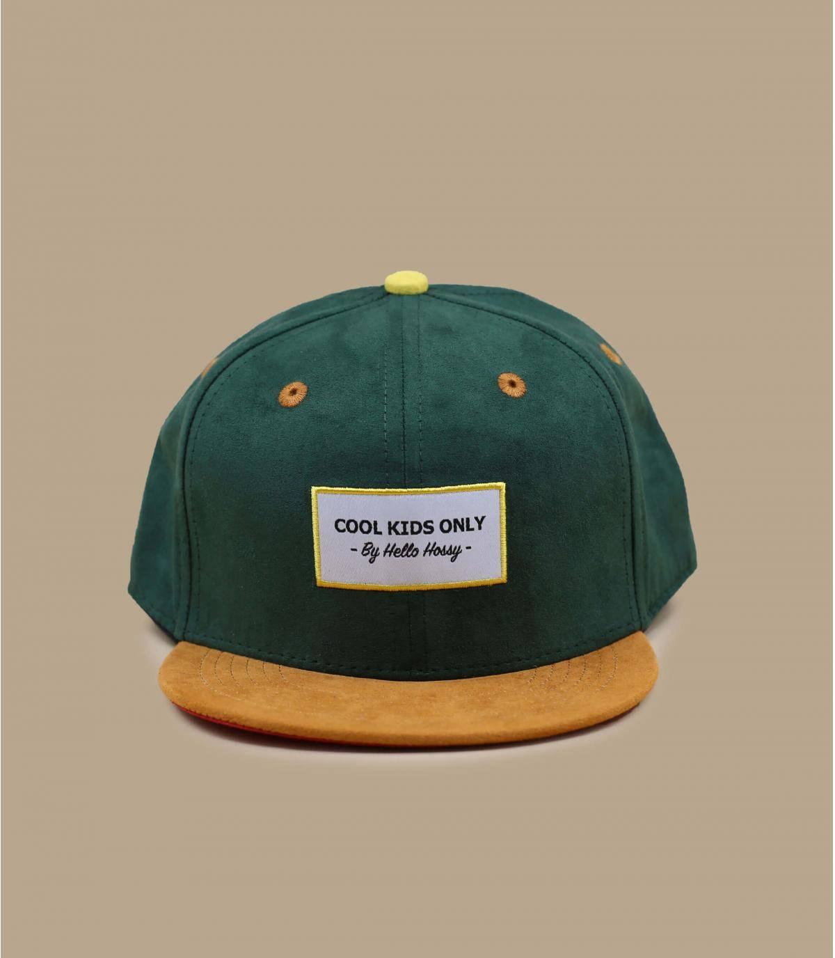 green child cap