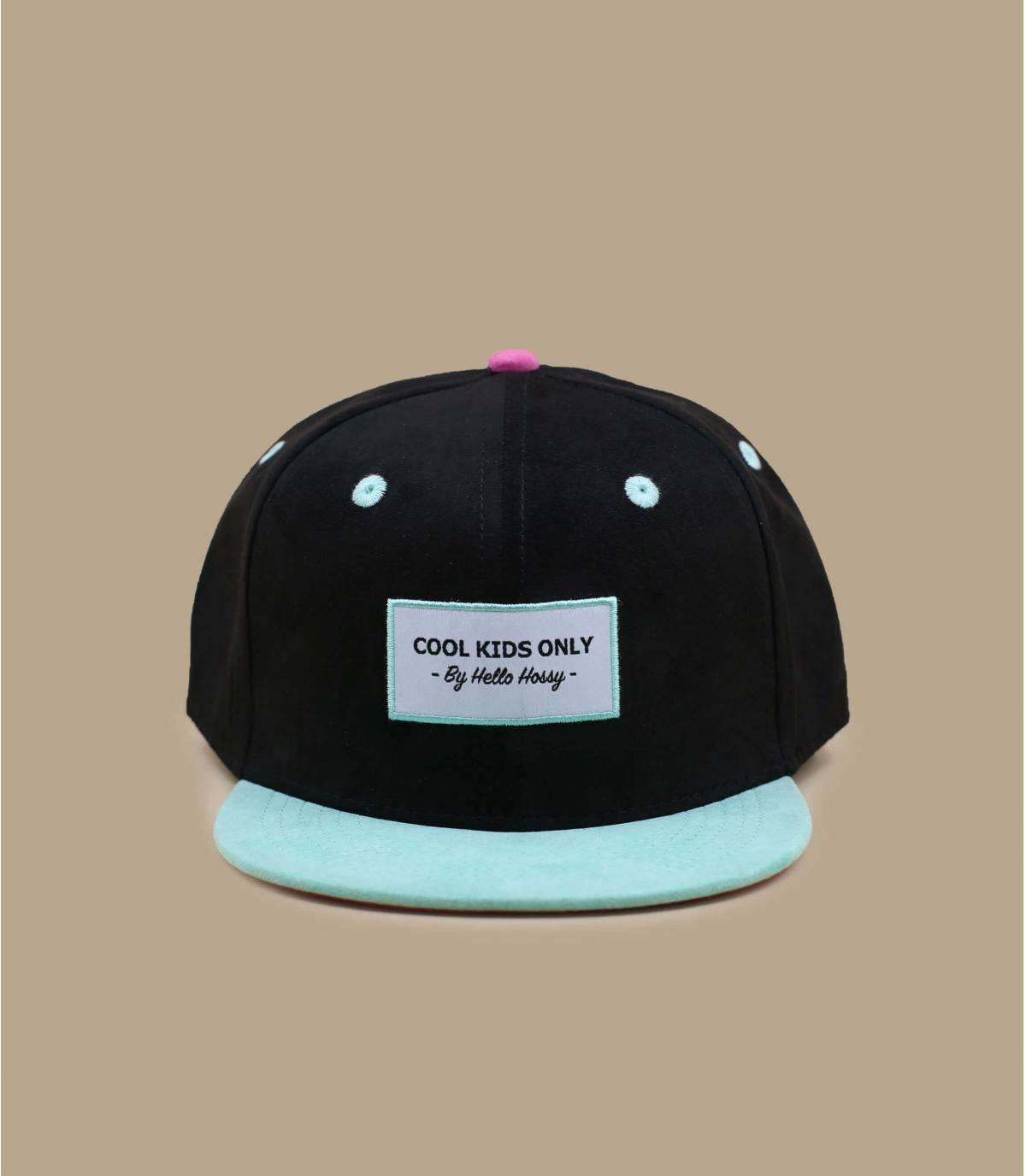 black children cap