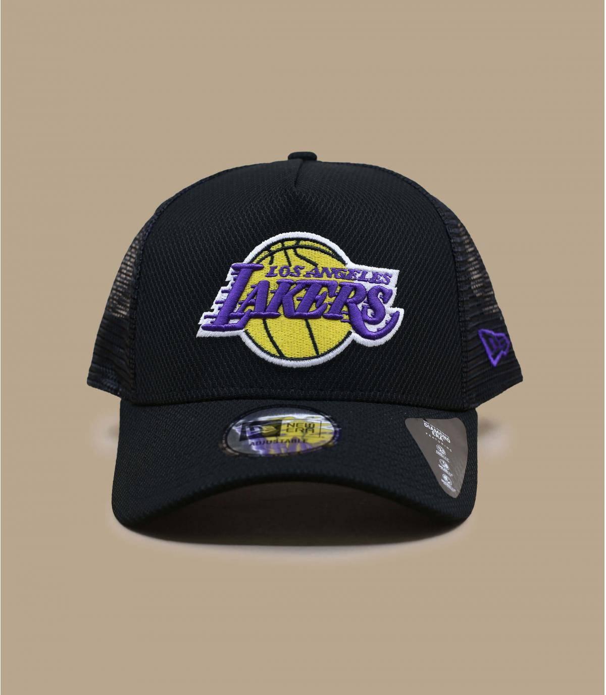 Black Lakers trucker