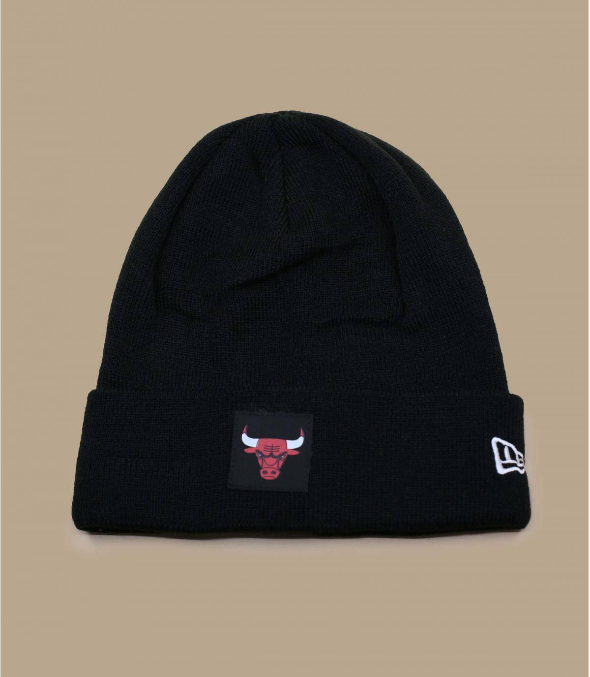 Black Bulls beanie