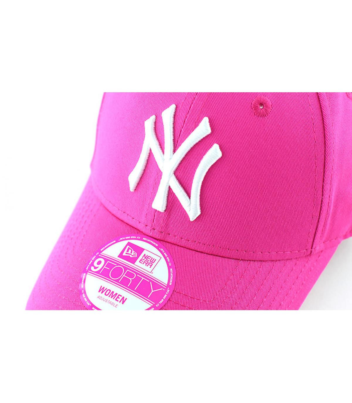 Détails  NY 9Forty pink - image 2