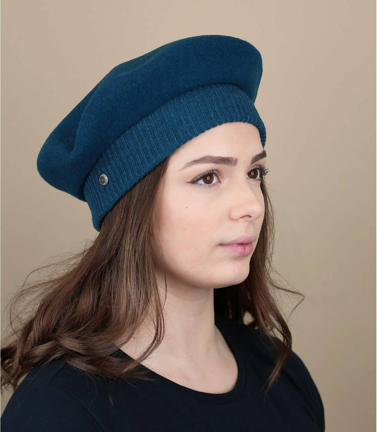 blue Laulhère cap