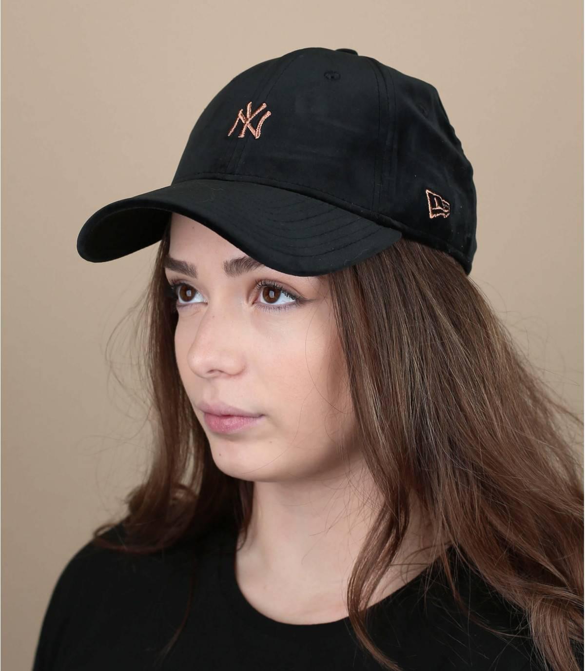 black women cap