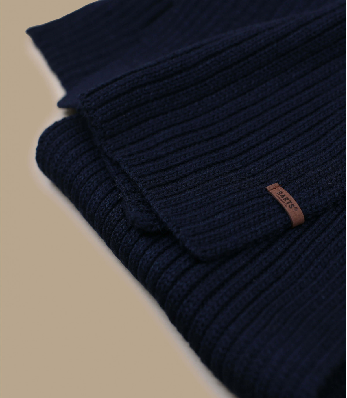 Blue wilbert scarf