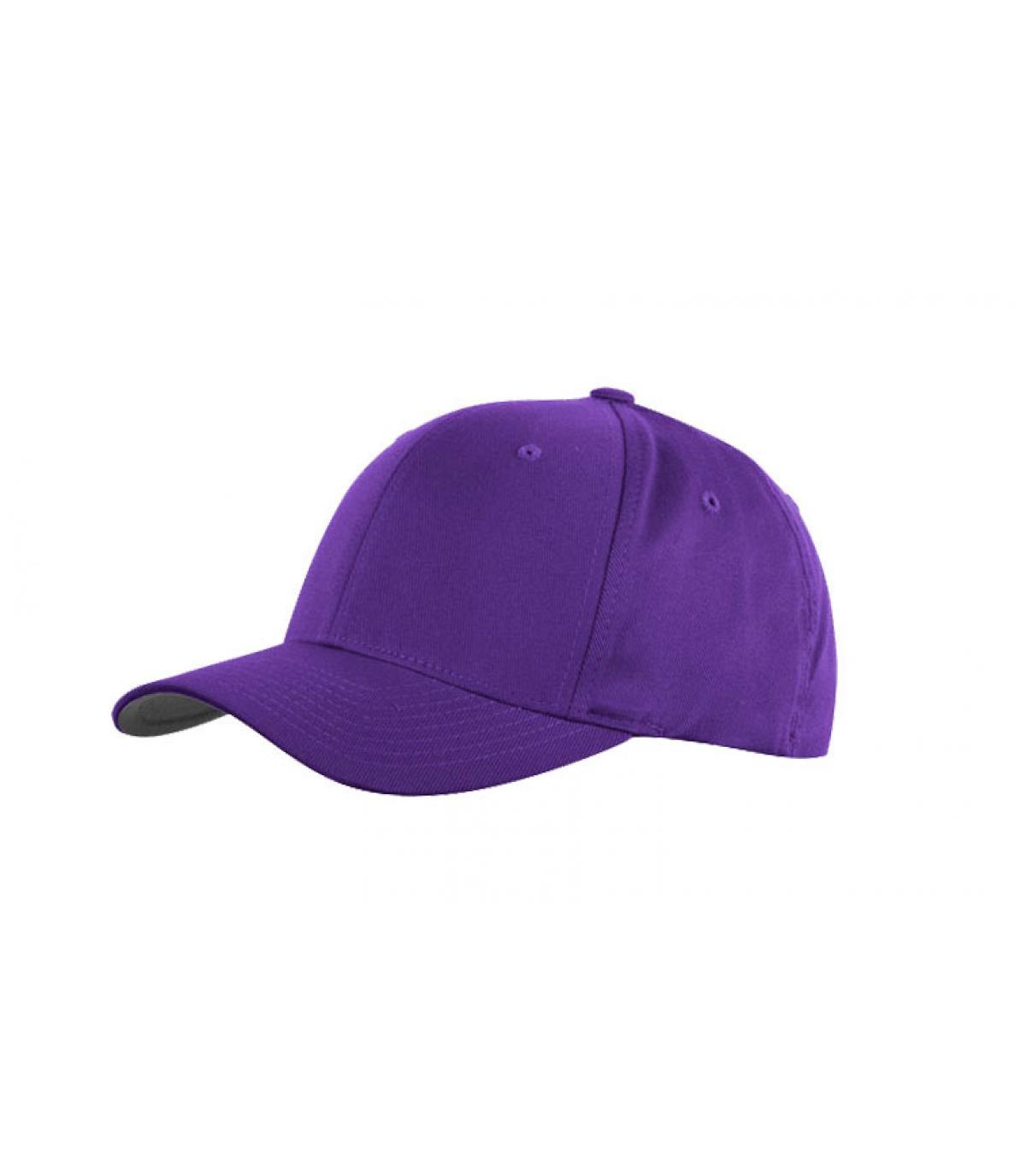 Détails Flexfit cap purple - image 2