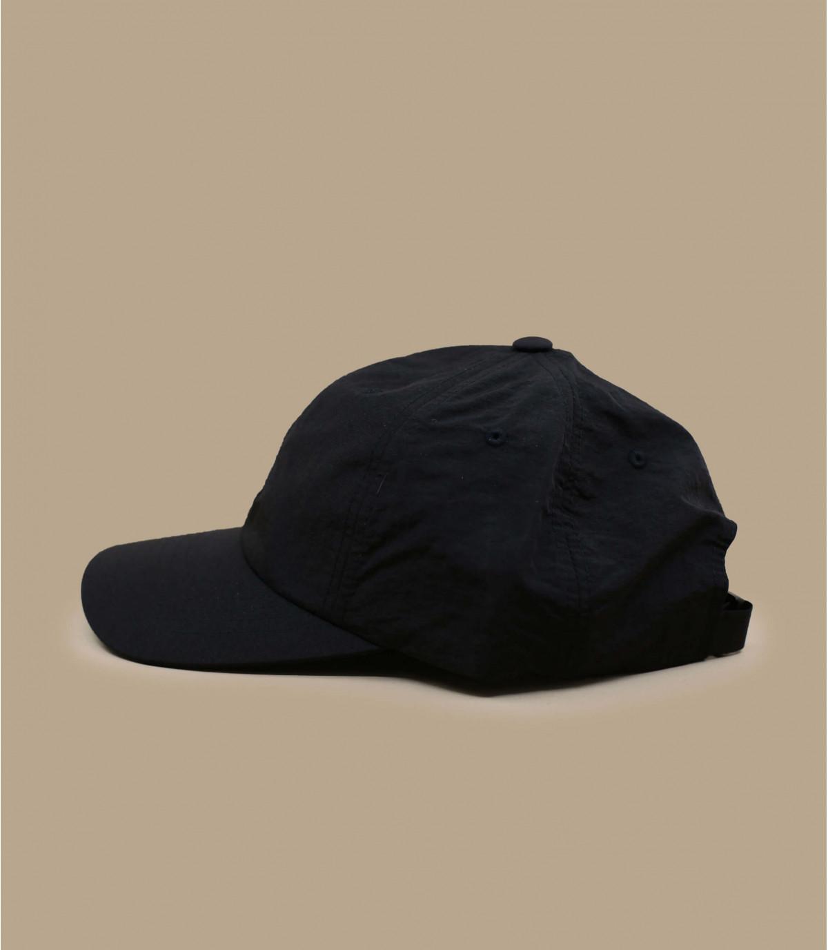 Black Kangol cap