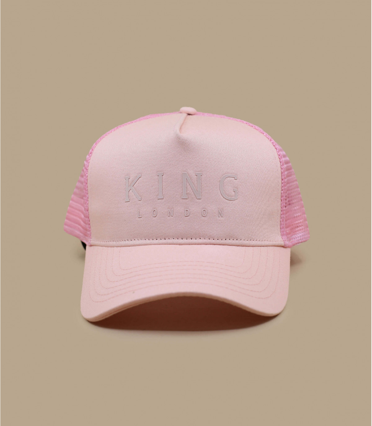 pink King trucker