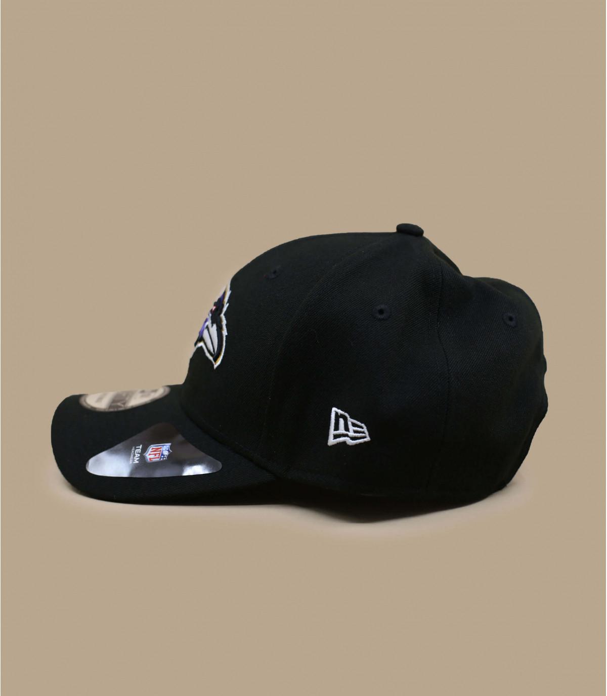 black Ravens curve cap