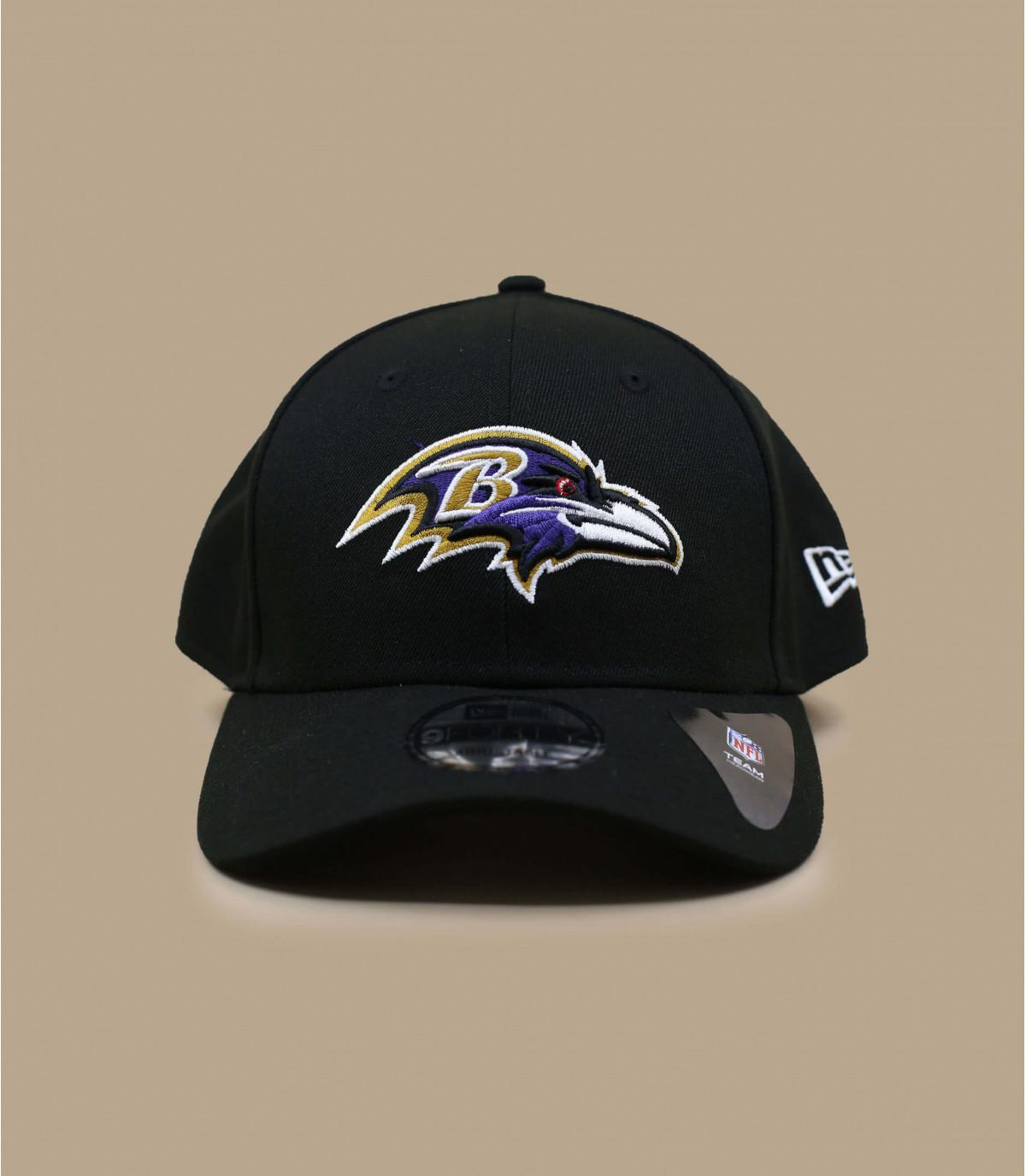 a4c1595fae74e New Era. black Ravens curve cap. Détails Cap Raven The League team - image  5; Détails Cap Raven The League team - image ...