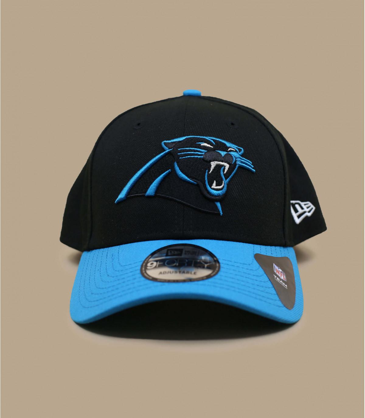 Panthers curve cap