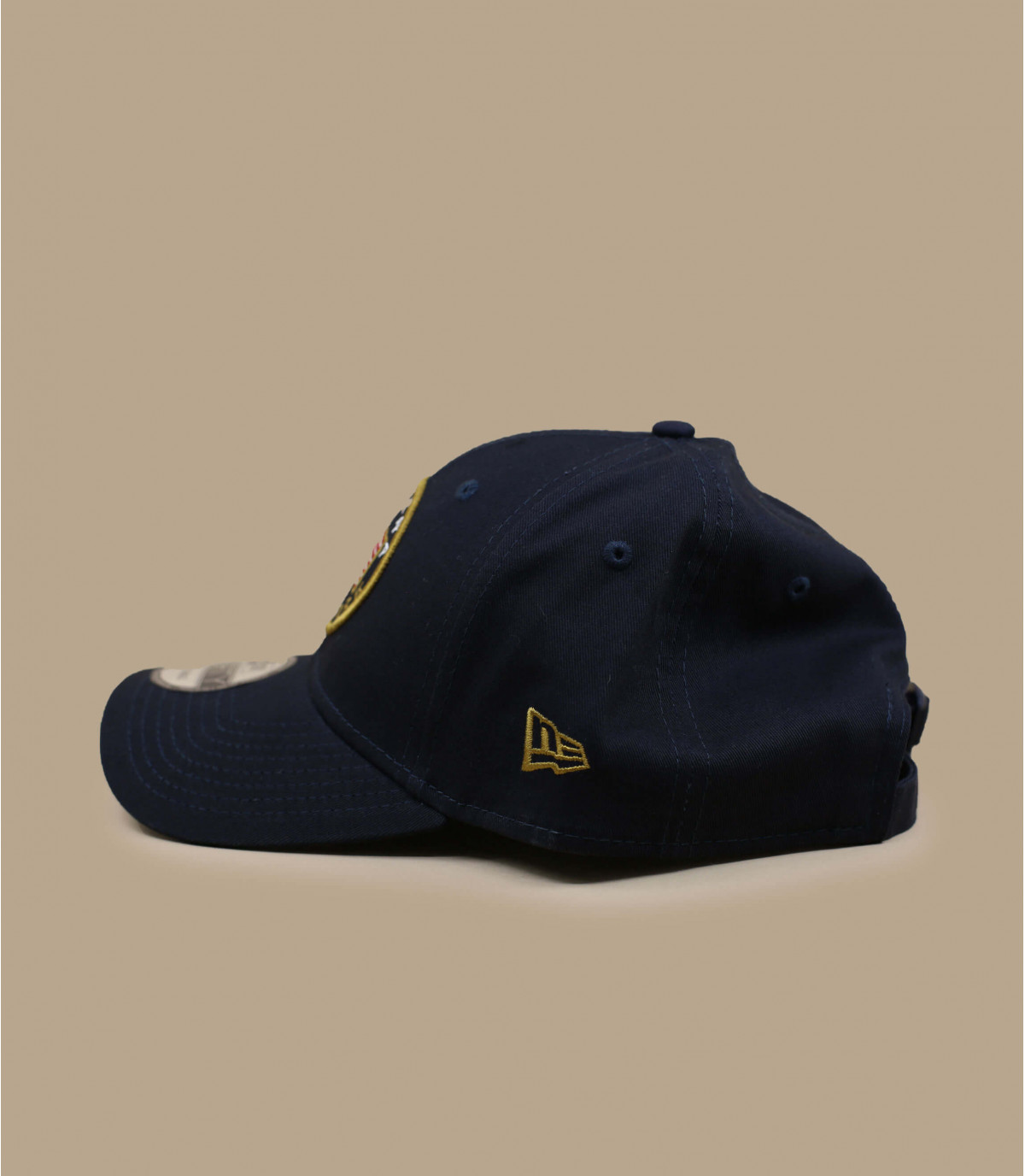 blue US flag cap