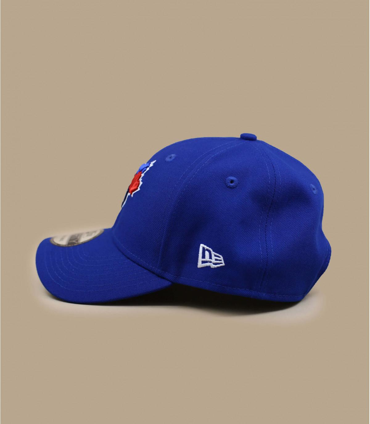 blue Toronto curve cap - Cap Toronto Blue Jays The League Team by ... 689310f28b5
