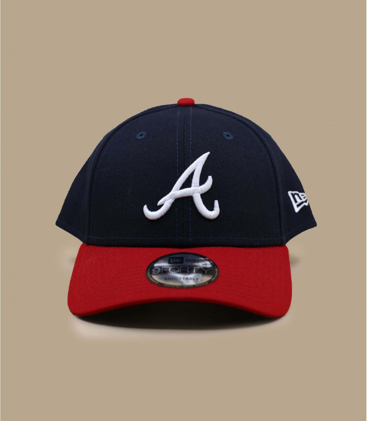 Atlanta Curve cap