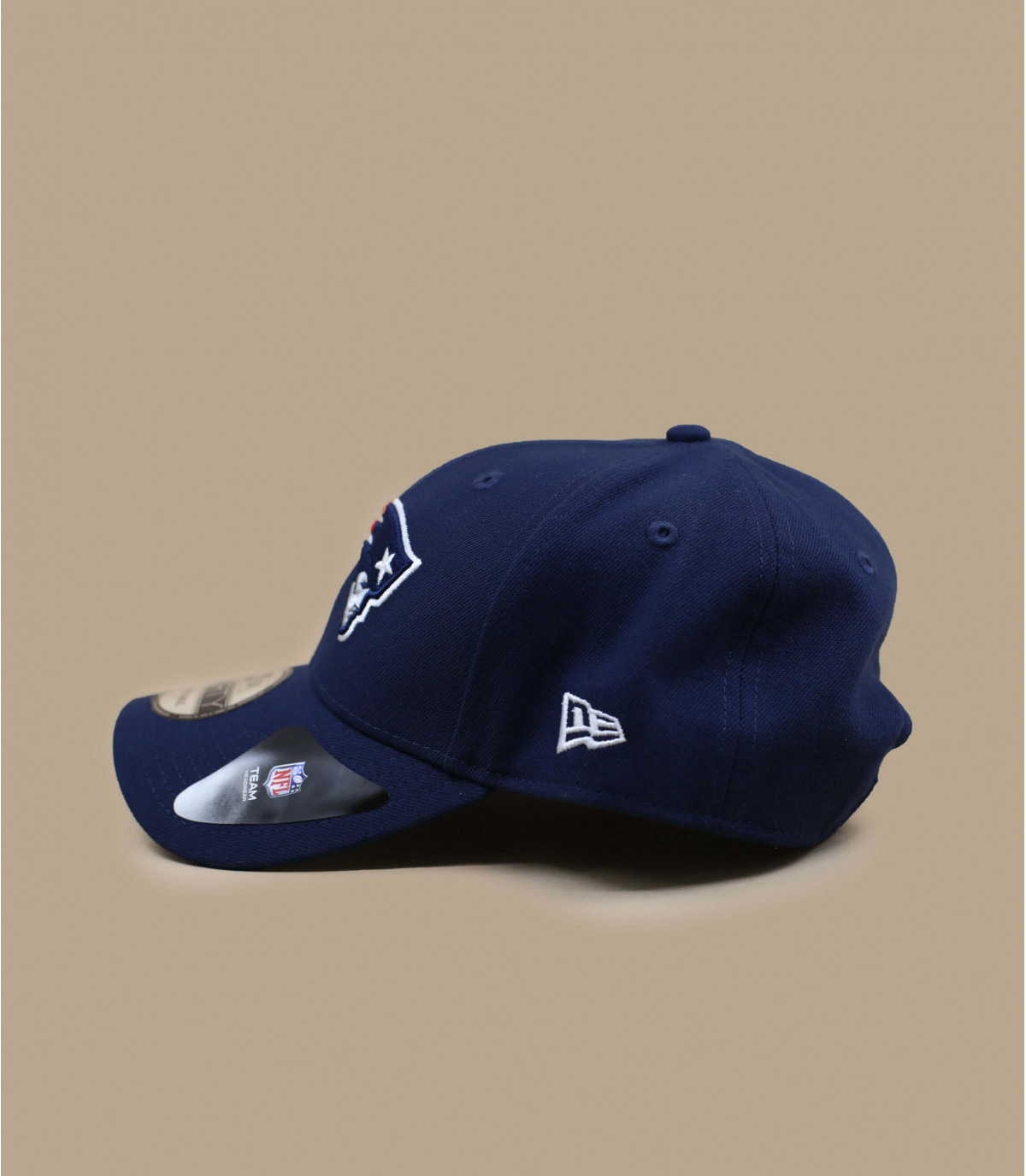 new product 85dff 1b1e5 New Era. Patriots curve cap. Détails League 9forty patriots - image 5   Détails League 9forty patriots - image ...