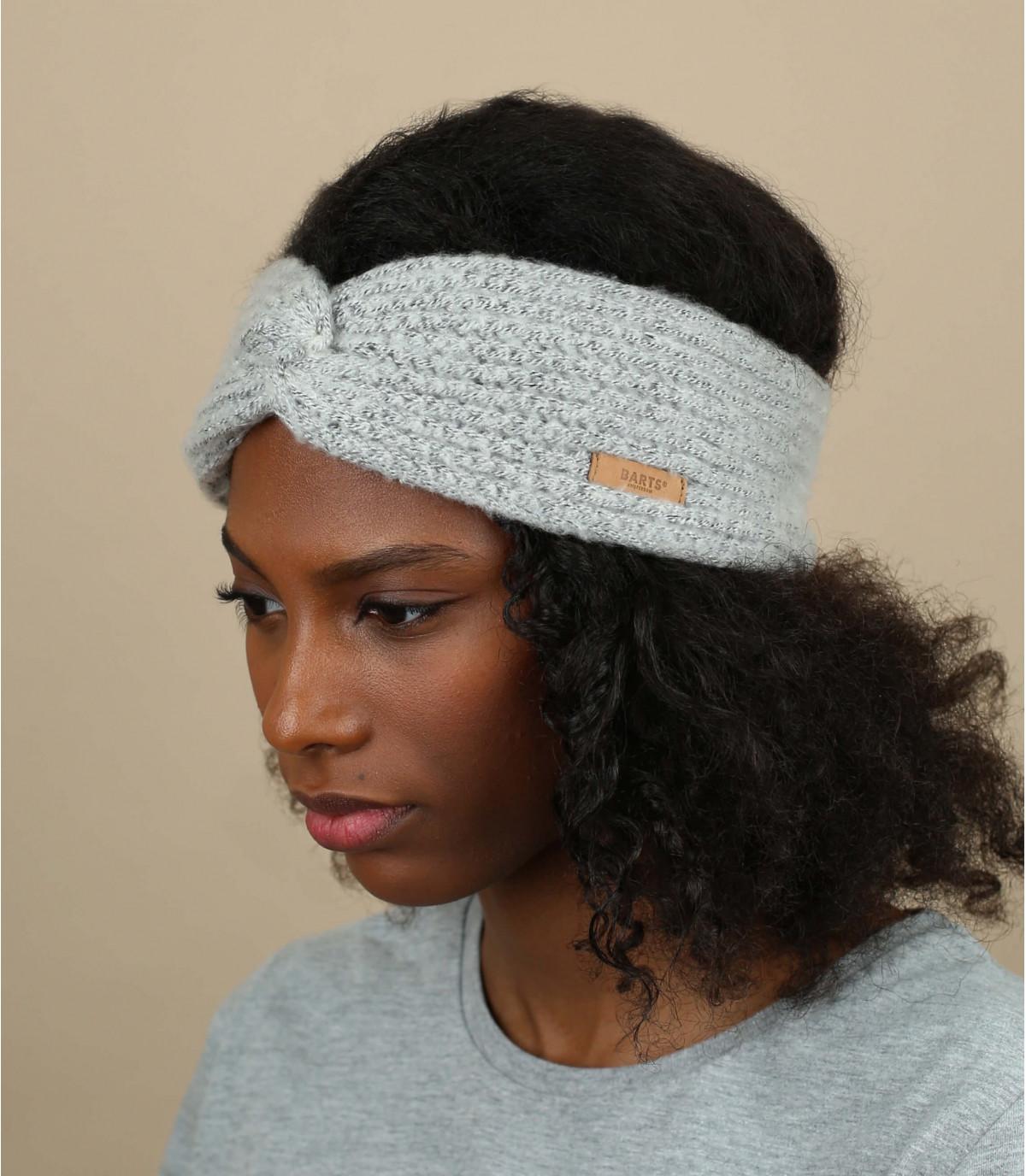 grey headband Barts