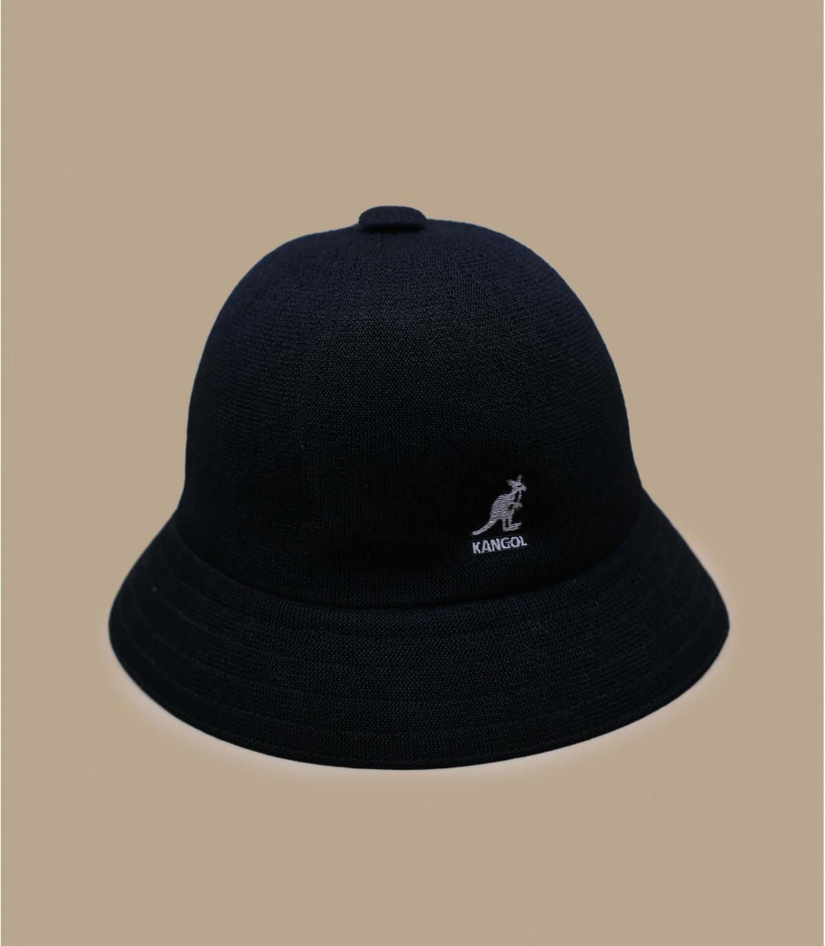 Kangol black Tropic bucket