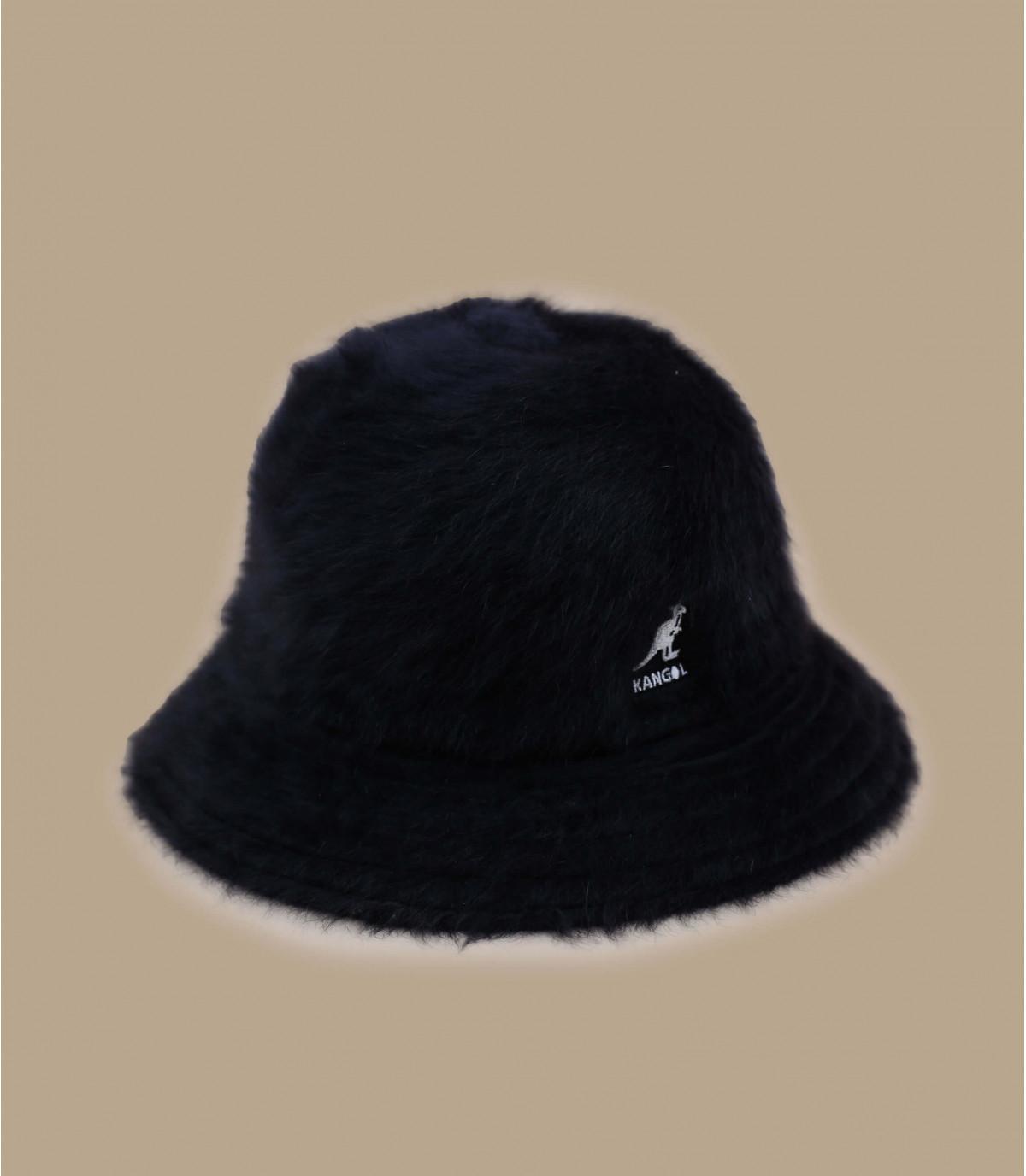 Kangol black bucket