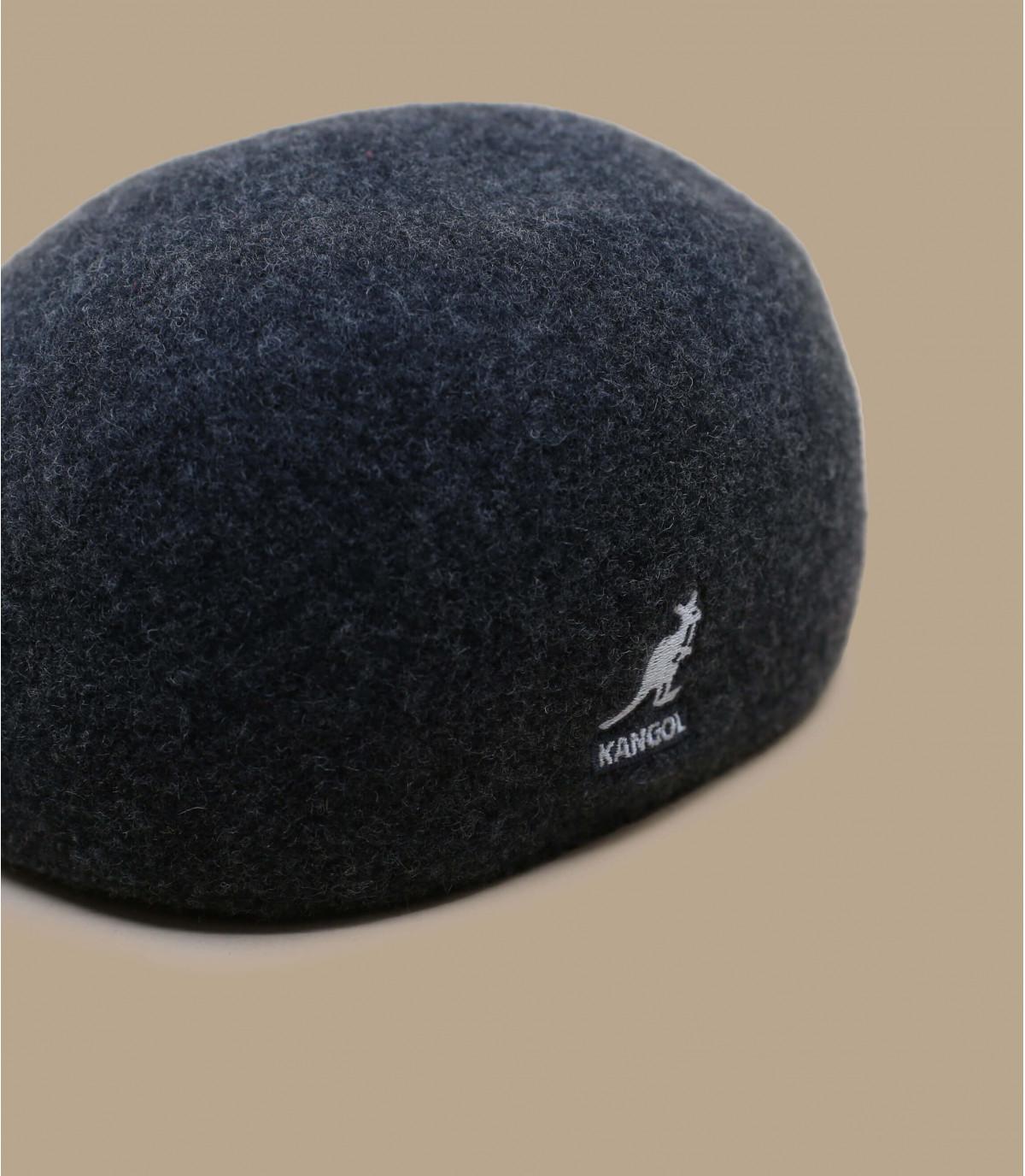 Détails Seamless Wool 507 dk flannel - image 2