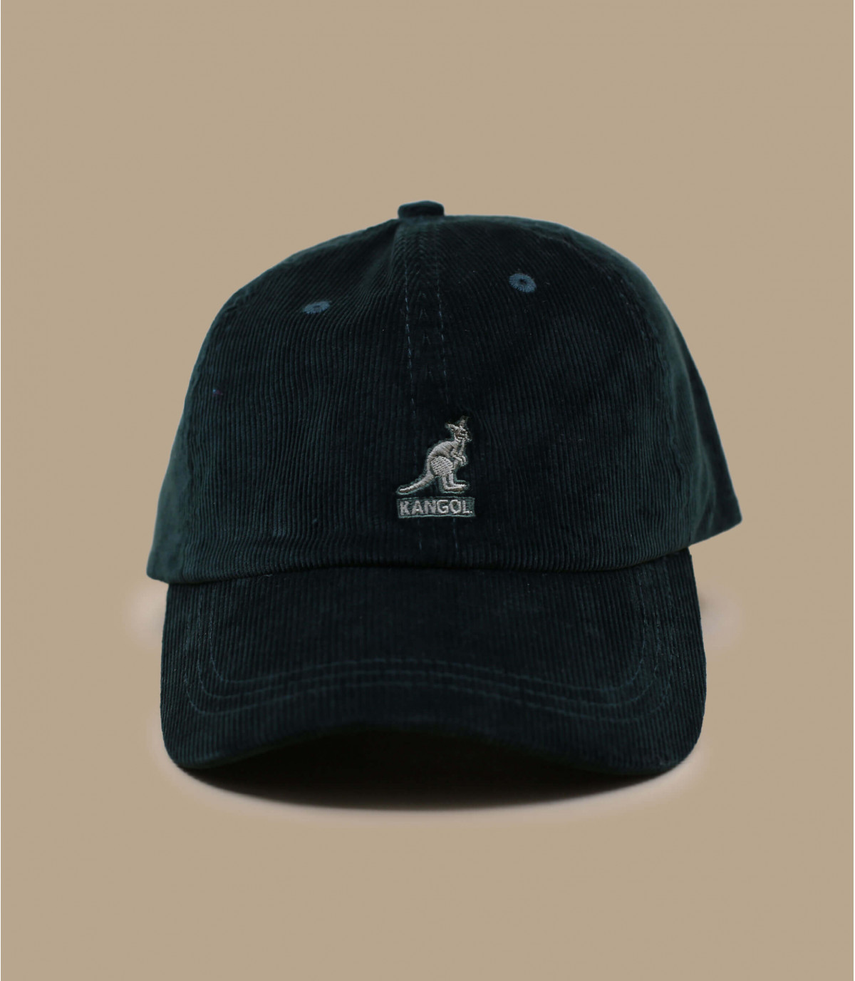 Kangol green army cap