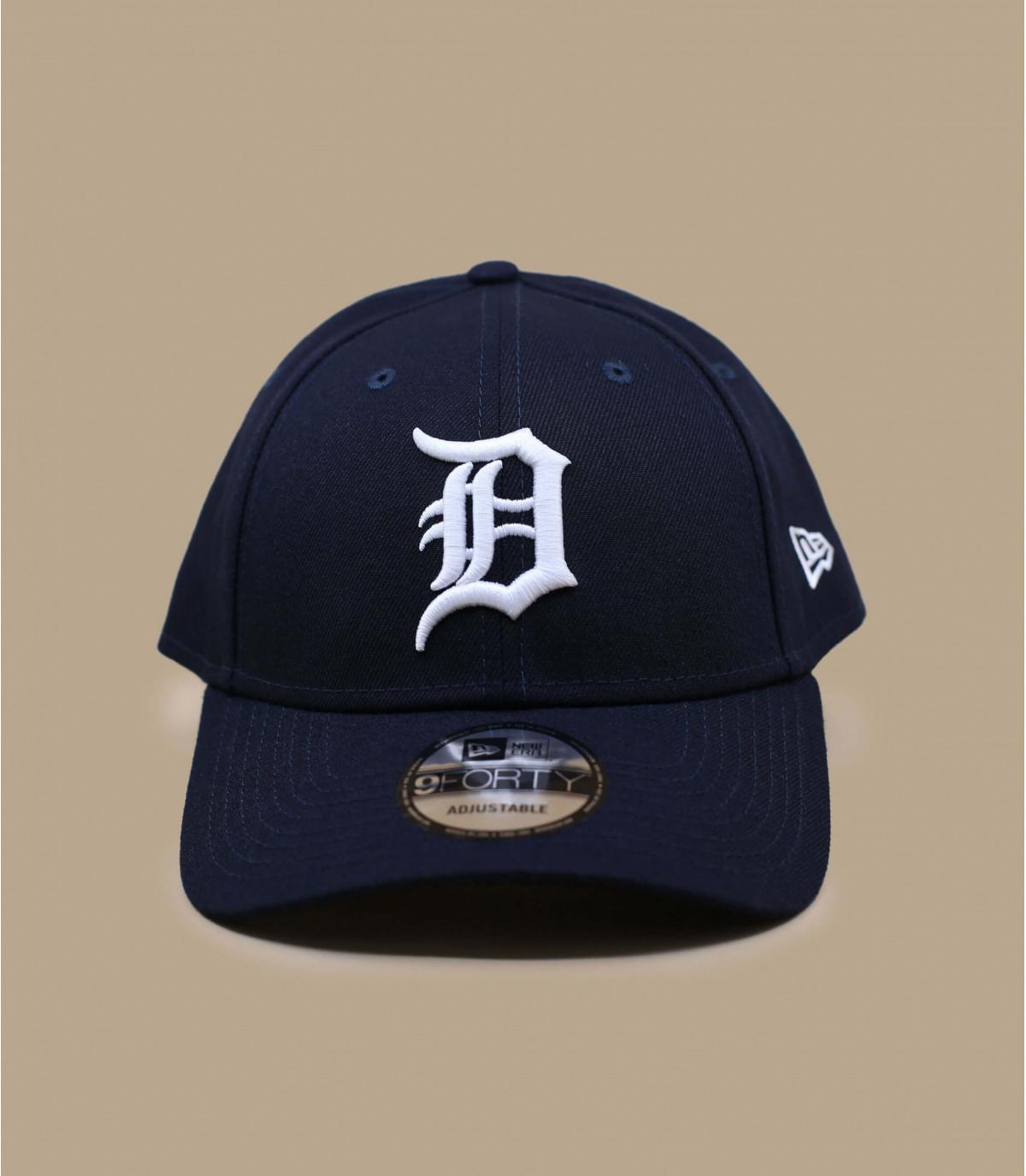 Detroit Tiger baseball cap
