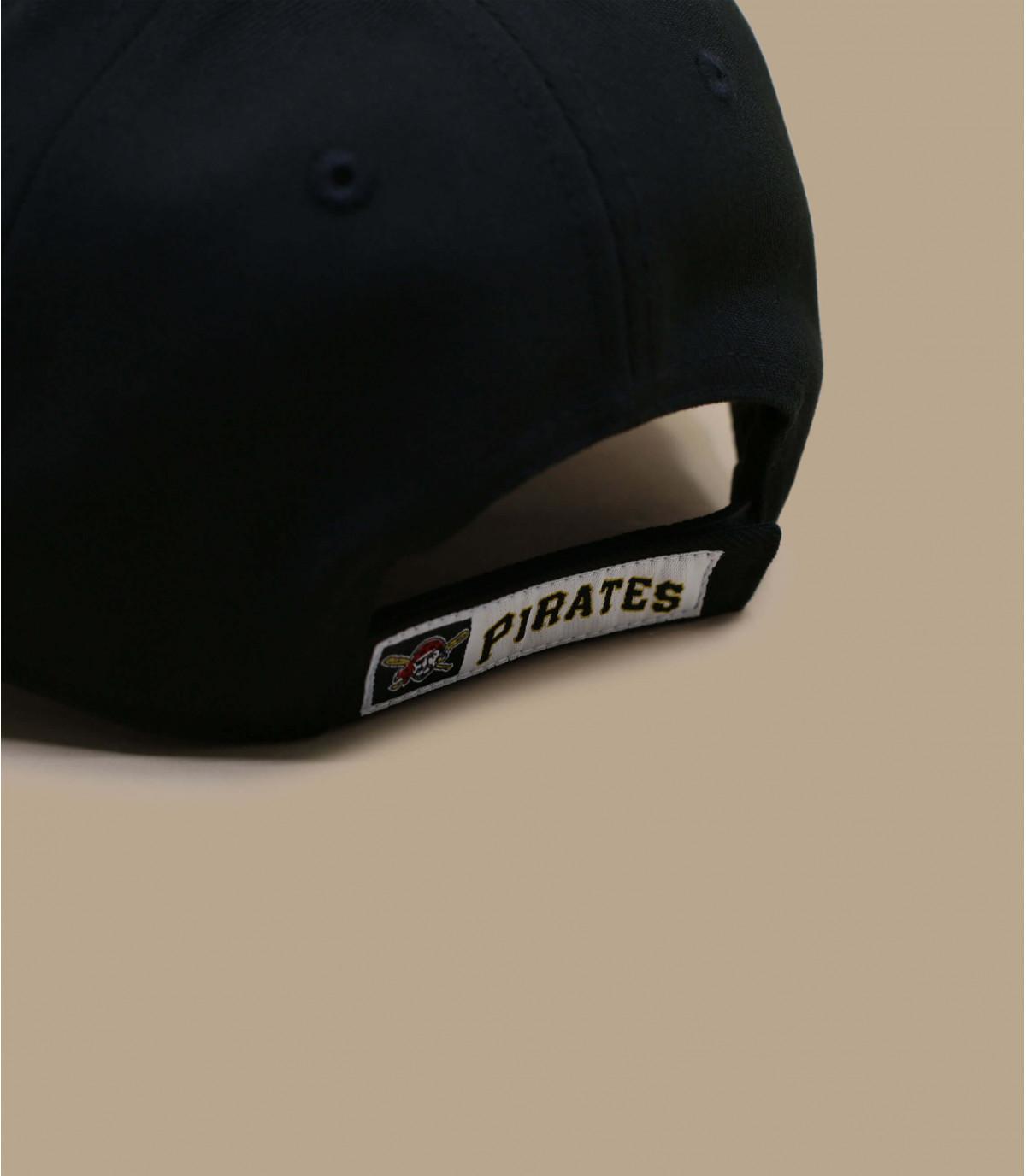P curve cap New Era - Cap Pittsburgh Pirates The League Team by New ... 99e71ba4b