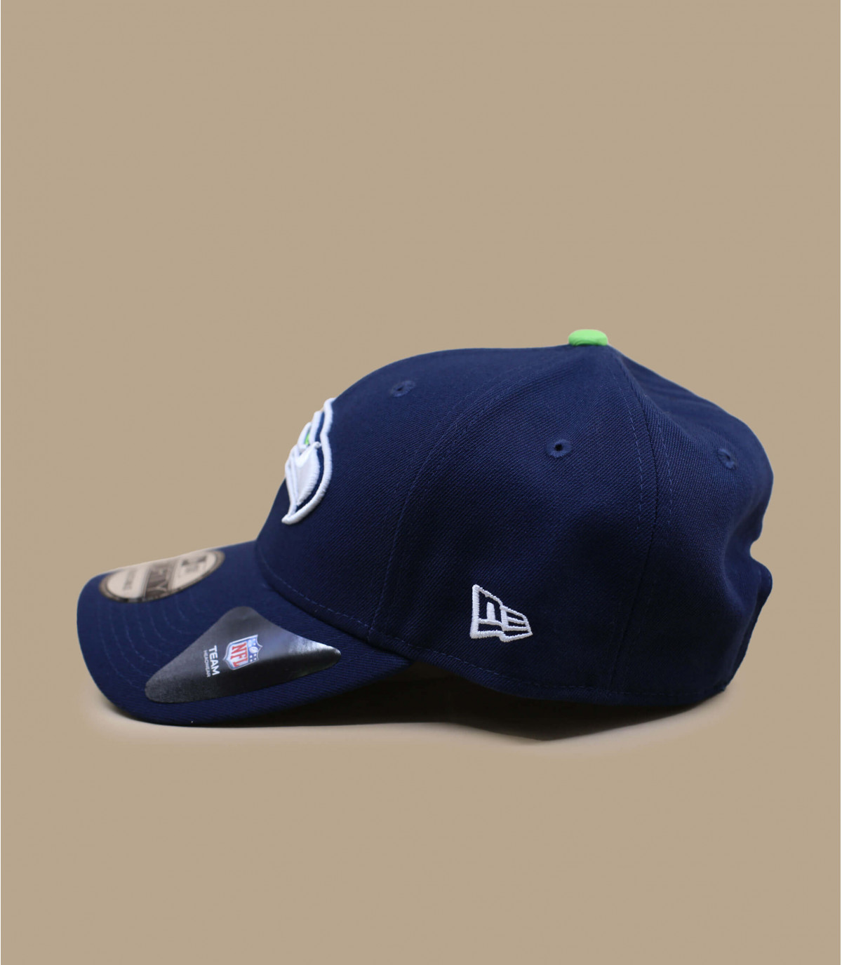 blue Seahawks cap - NFL The League Seahawks Team by New Era. Headict ac830dc7f19