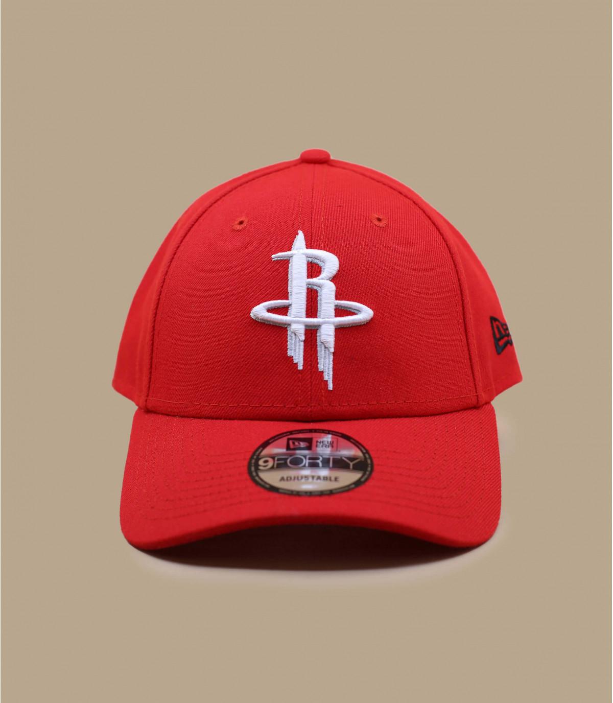 red Rockets curve cap