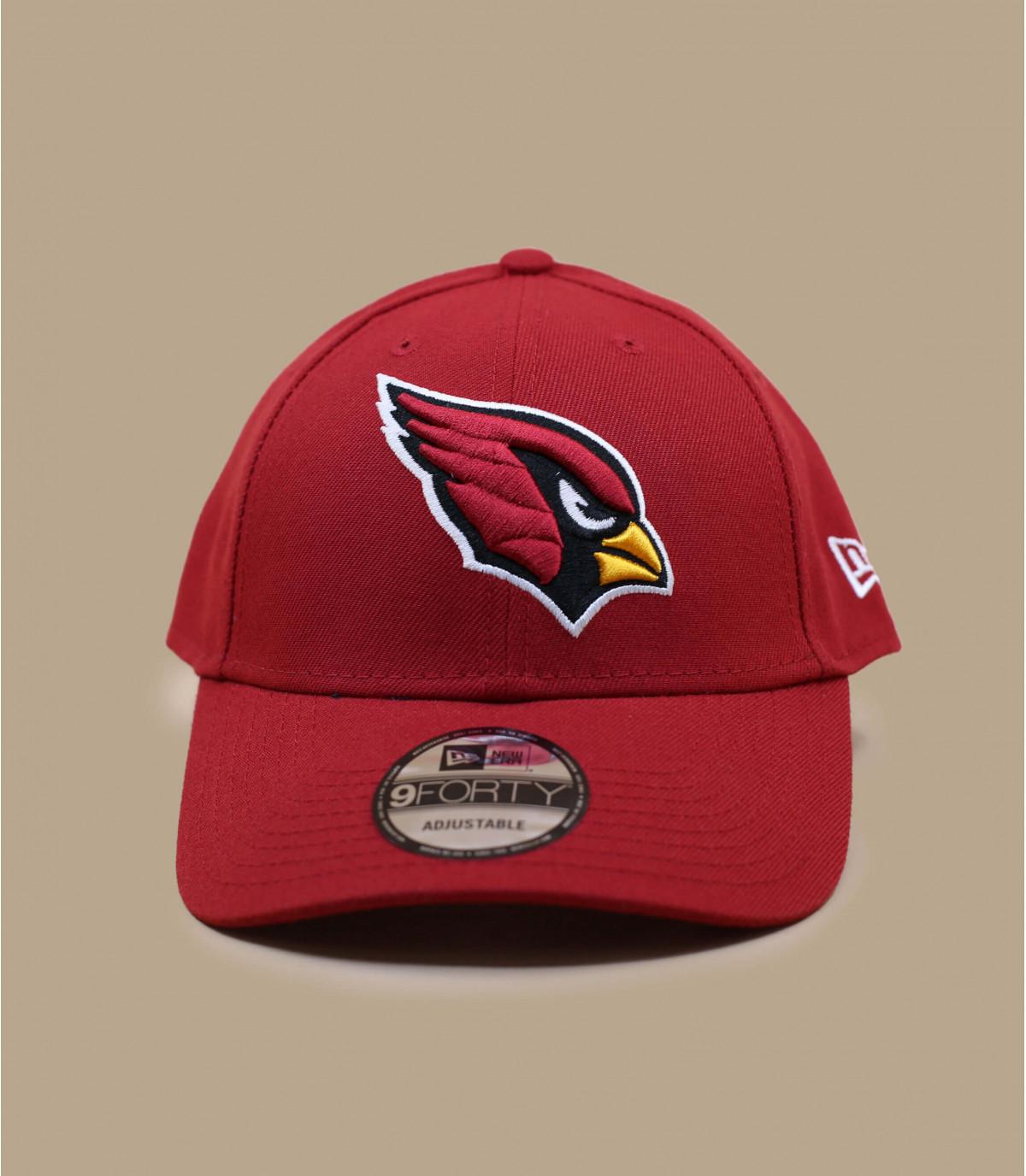 Cardinals burgundy cap