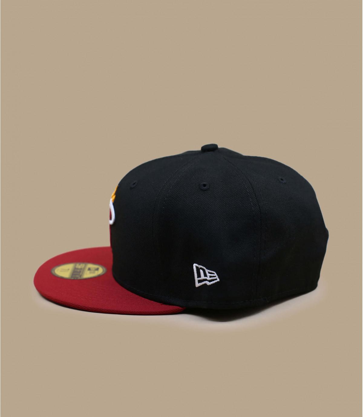 ... Détails Black Miami Heat Cap - image ... 657ea2a4a8e