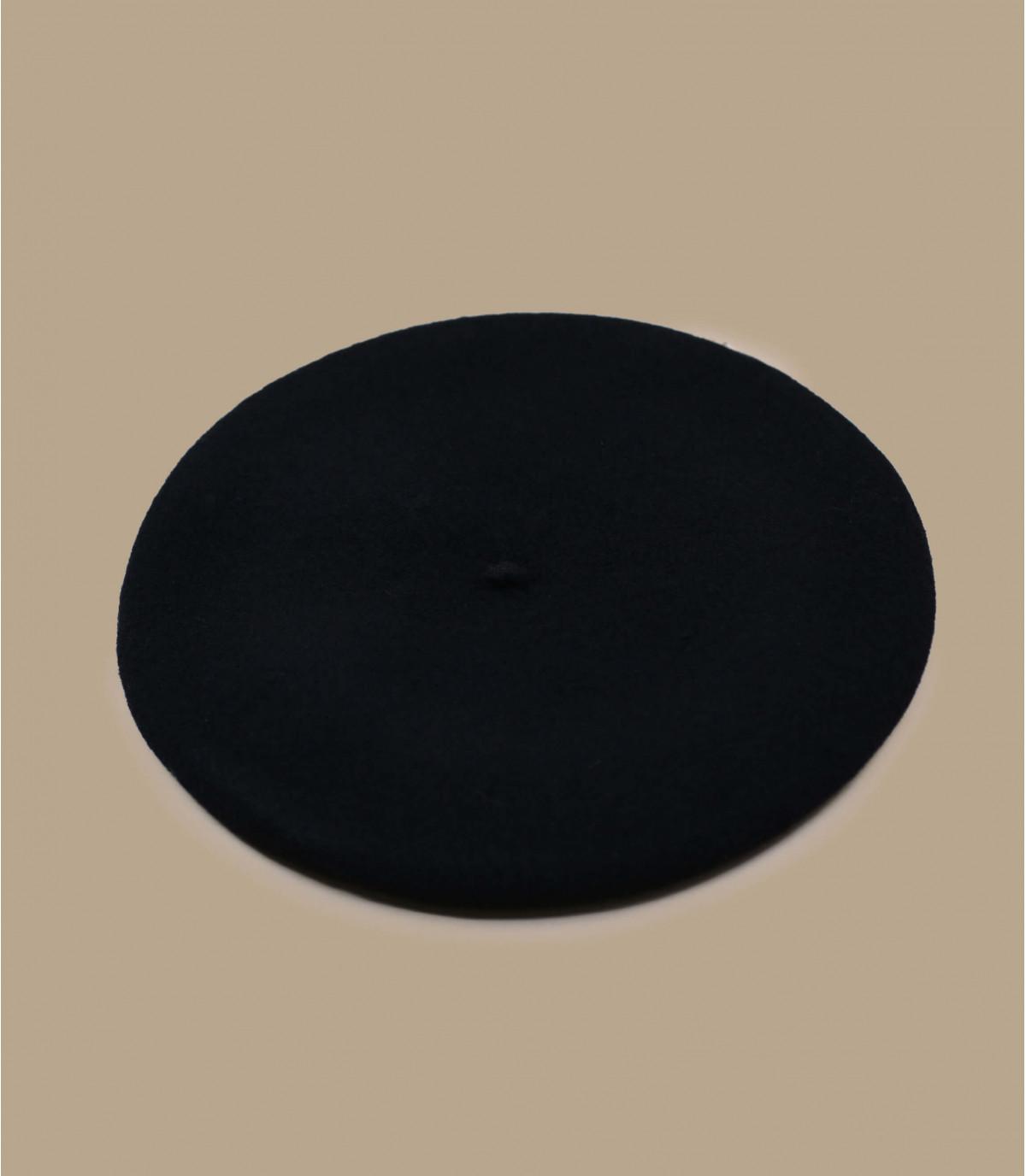 Women black beret
