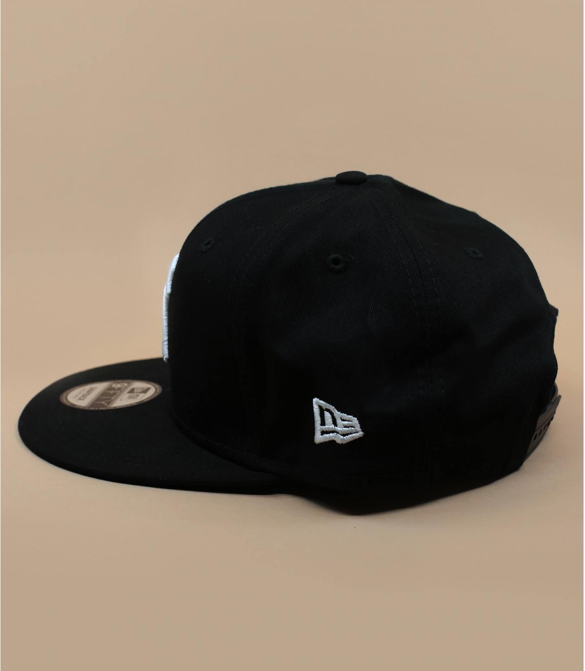 Détails Snapback NY MLB black white - image 3